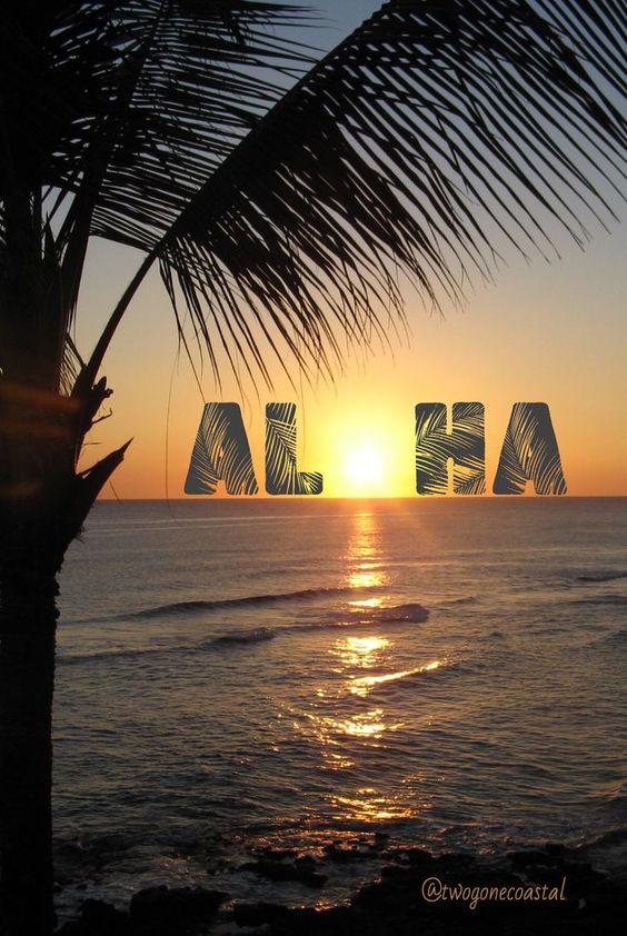 El significado de ALOHA